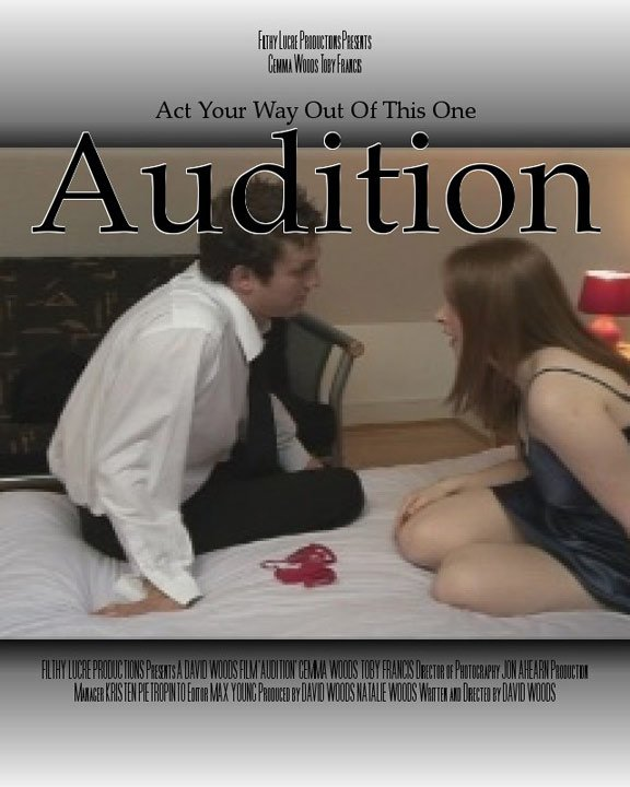 Audition Poster #1