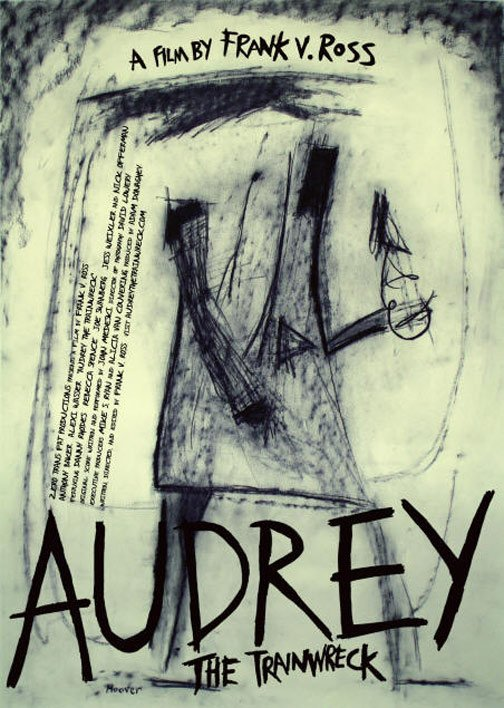 Audrey the Trainwreck Poster #1