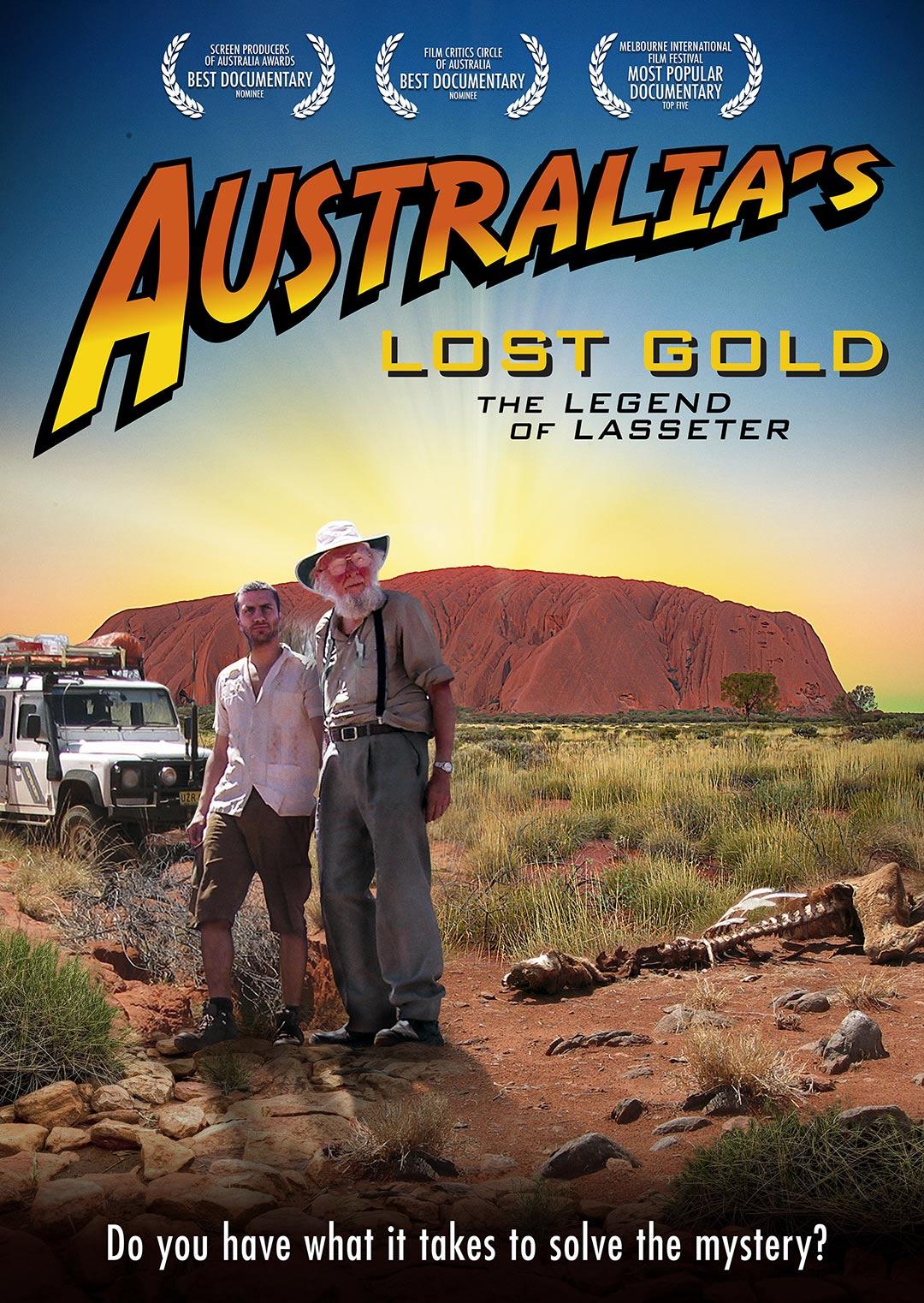 Australia's Lost Gold Poster #1