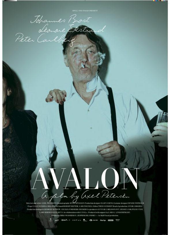 Avalon Poster #1