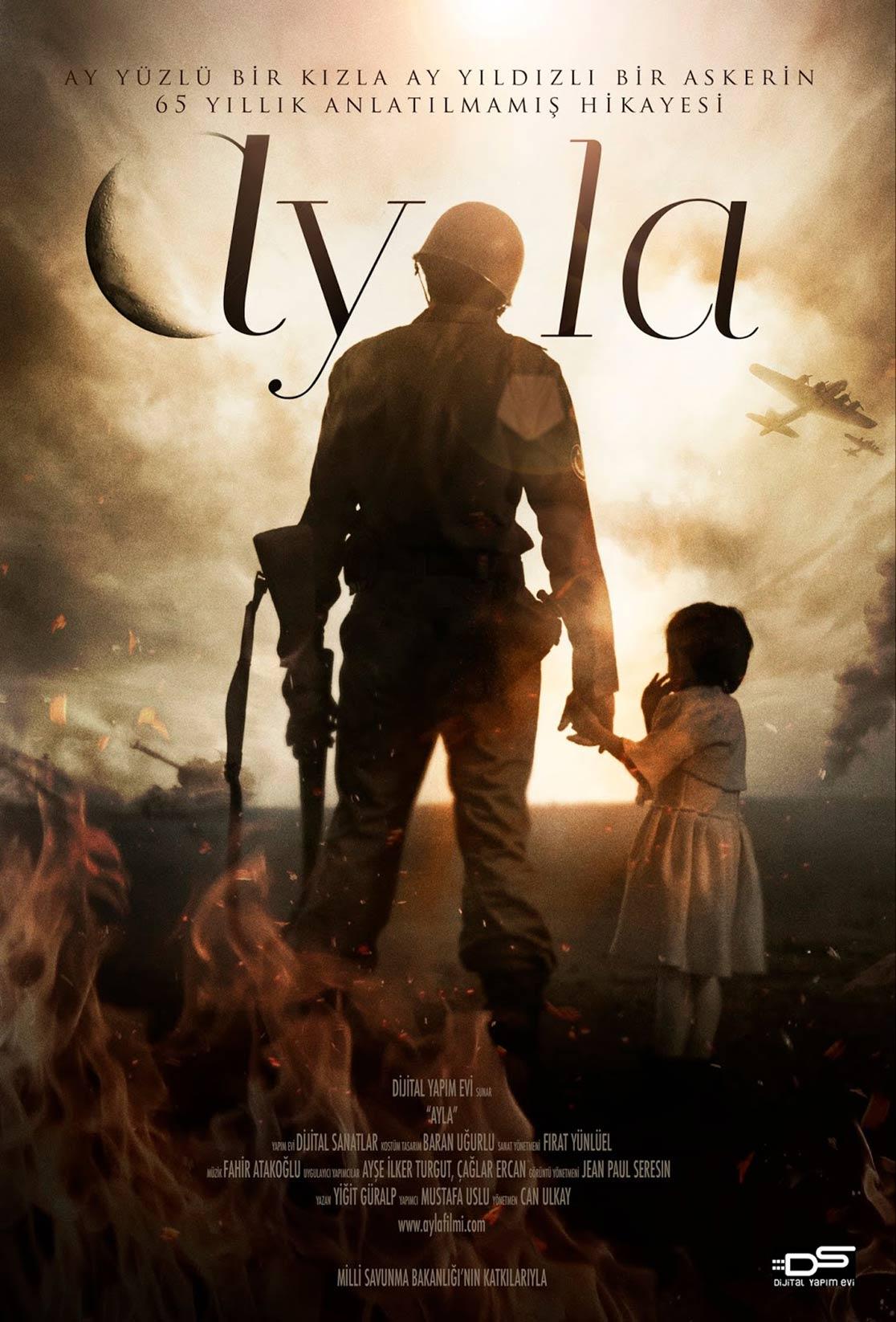 Ayla: The Daughter of War Poster #1