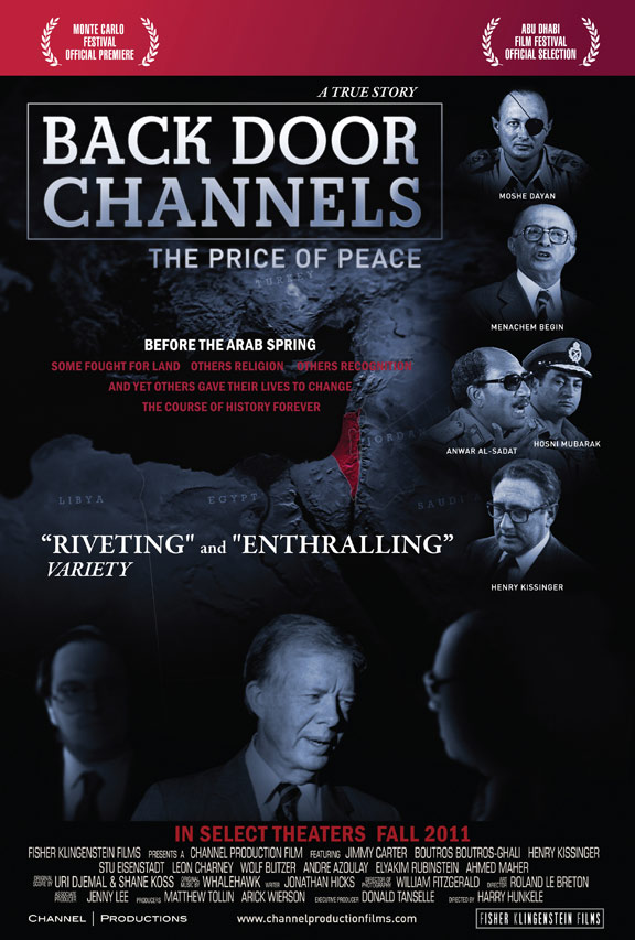 Back Door Channels: The Price of Peace Poster #1