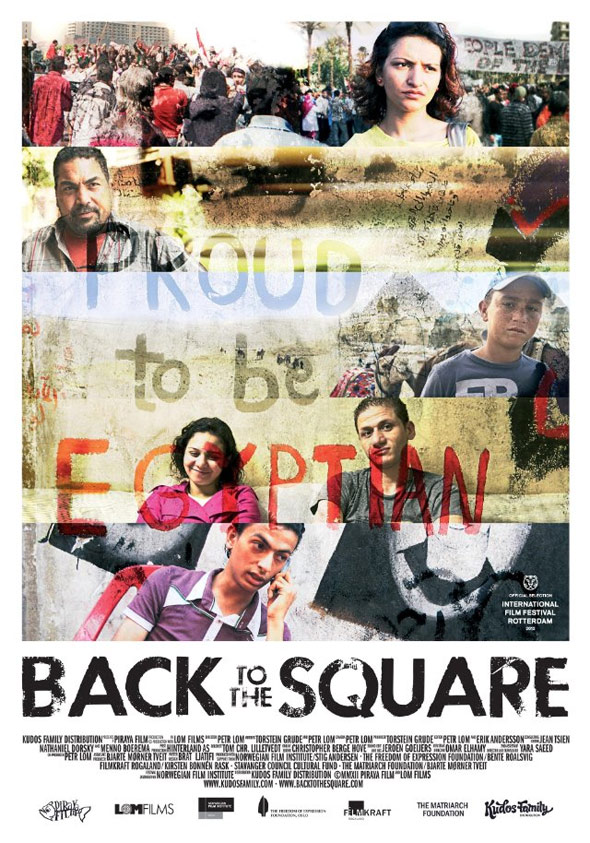 Back to the Square Poster #1