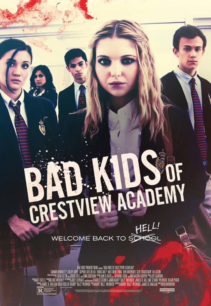Bad Kids of Crestview Academy Poster #1
