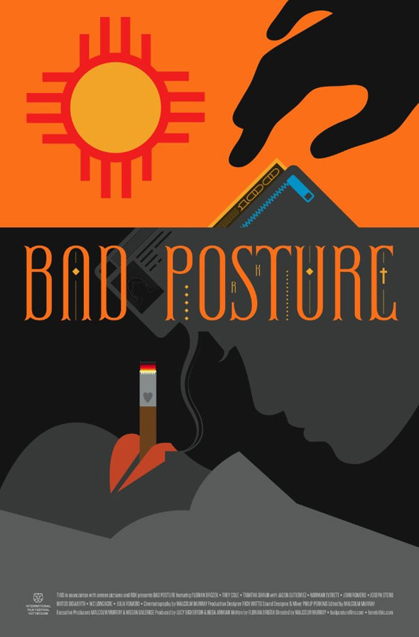 Bad Posture Poster #1