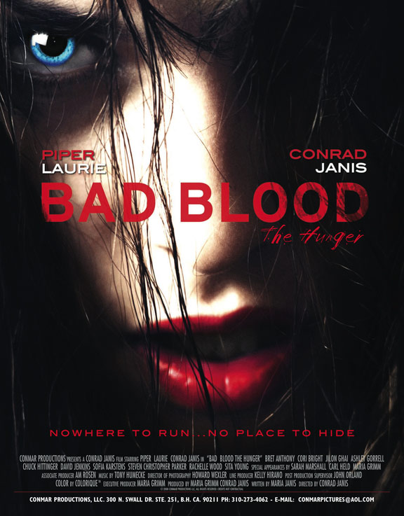 Bad Blood... The Hunger Poster #1