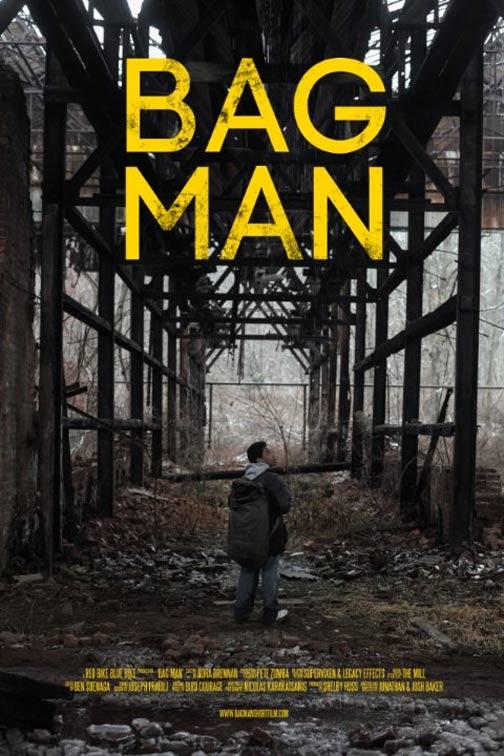 Bag Man Poster #1