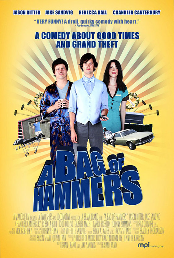A Bag of Hammers Poster #2