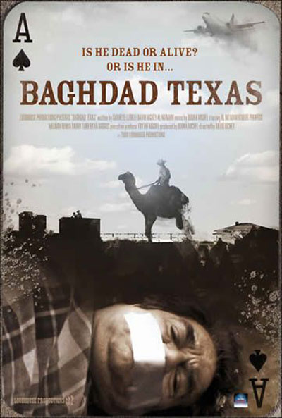 Baghdad Texas Poster #2