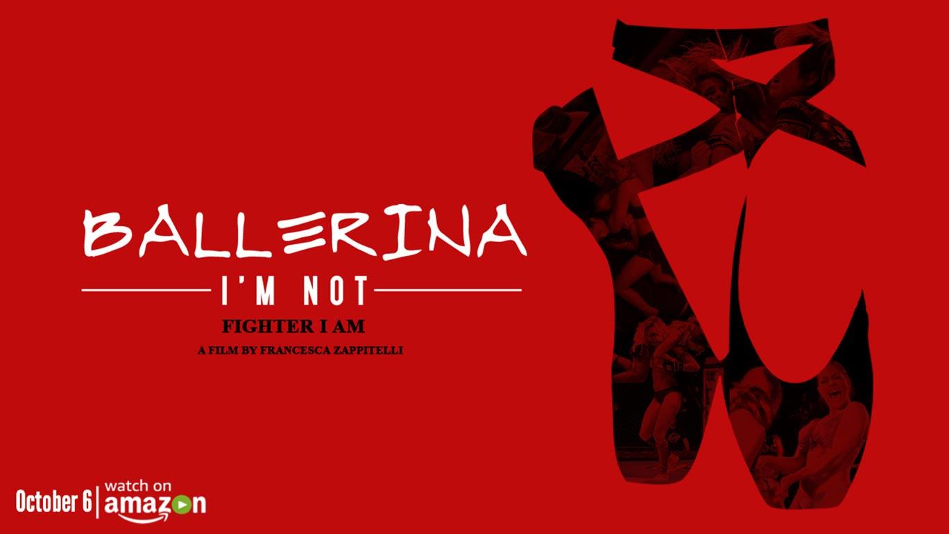 Ballerina I'm Not Poster #1