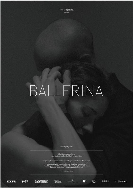 Ballerina Poster #1