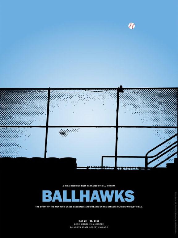 Ballhawks Poster #1