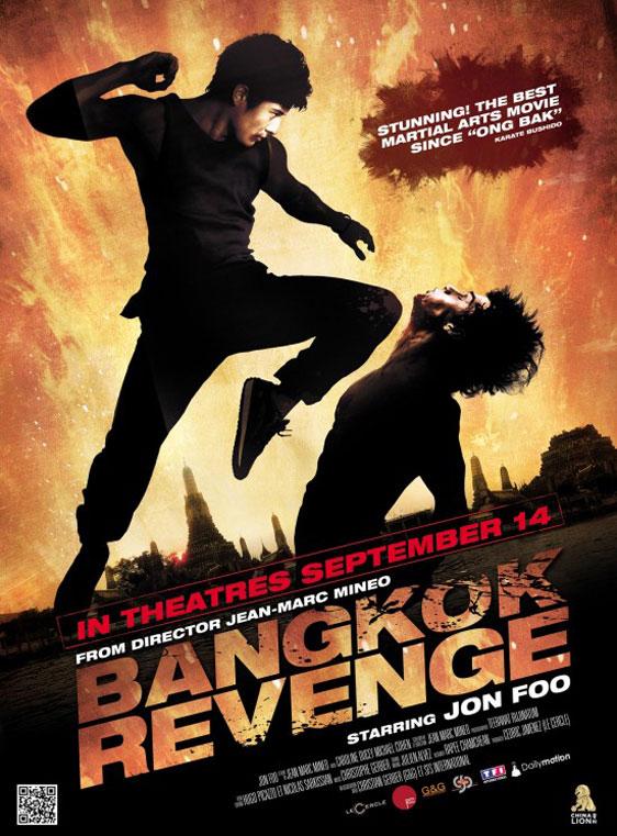 Bangkok Revenge Poster #1