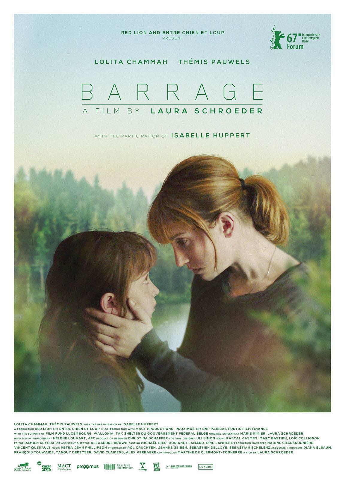 Barrage Poster #1