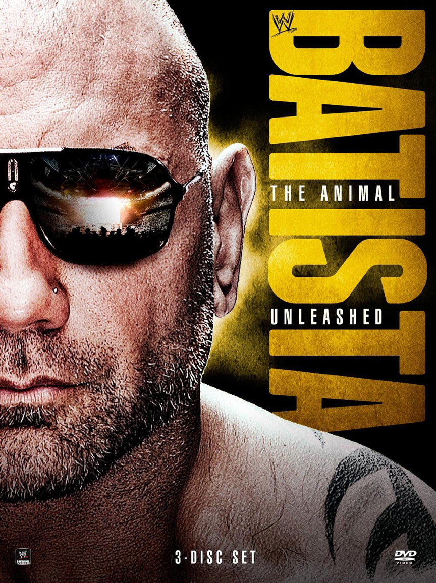 Batista: The Animal Unleashed Poster #1