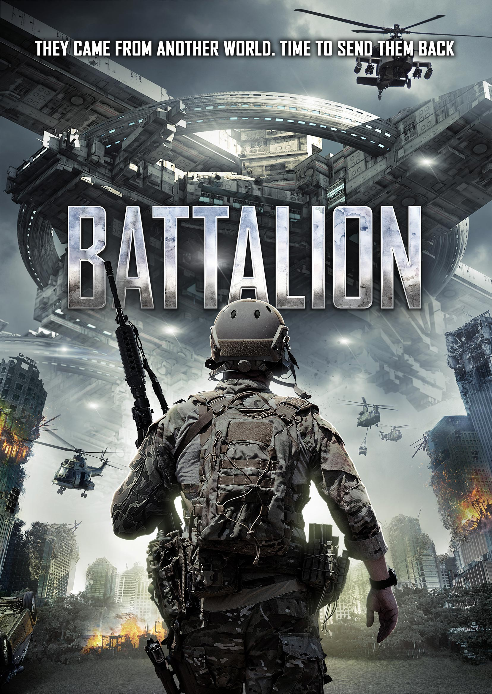 Battalion (2018) Poster #1 - Trailer Addict