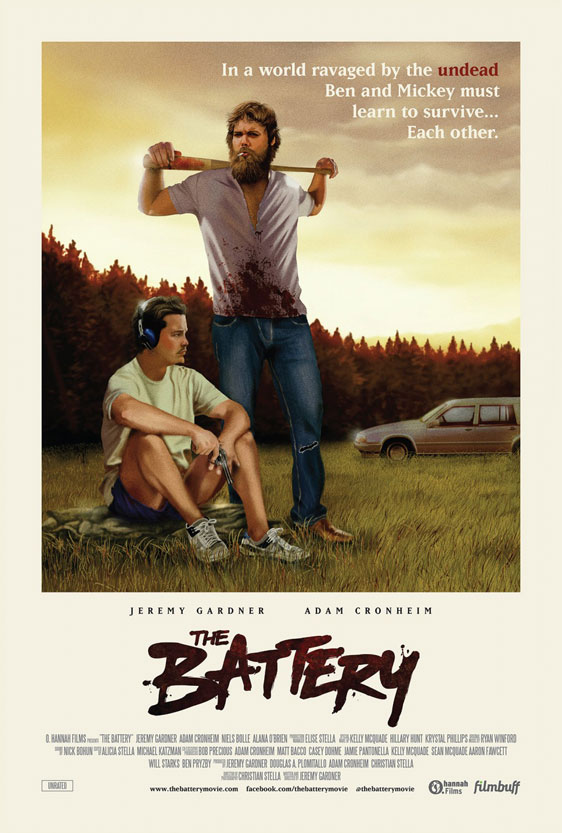 The Battery Poster #2