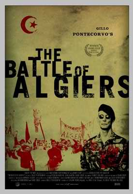 The Battle of Algiers Poster #3