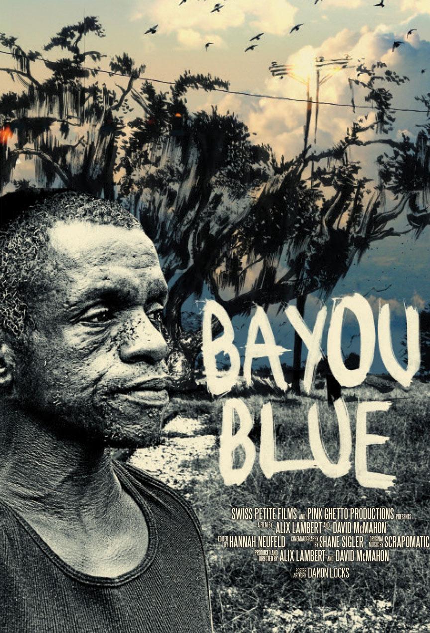 Bayou Blue Poster #1