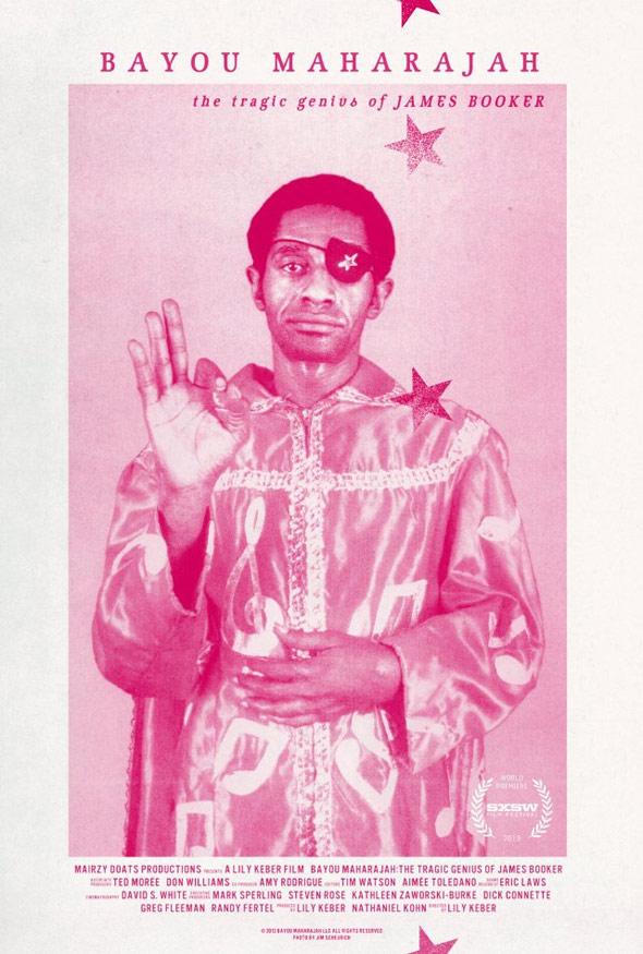 Bayou Maharajah: The Tragic Genius of James Booker Poster #1