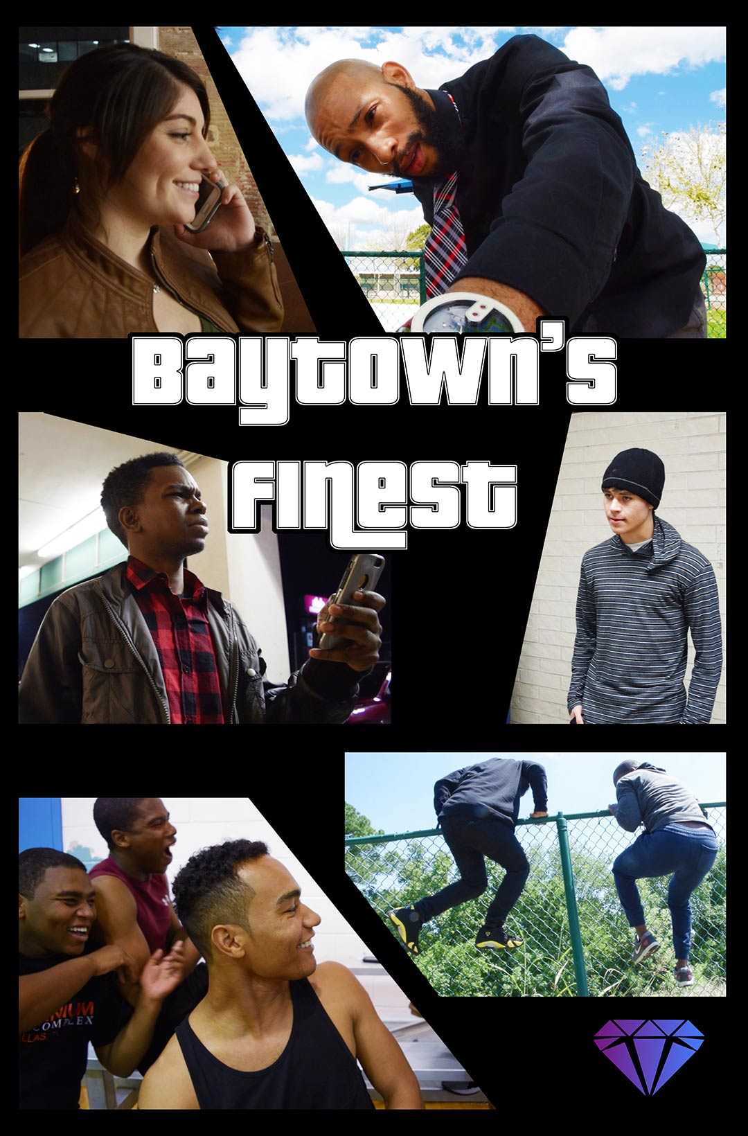 Baytown's Finest Poster #1
