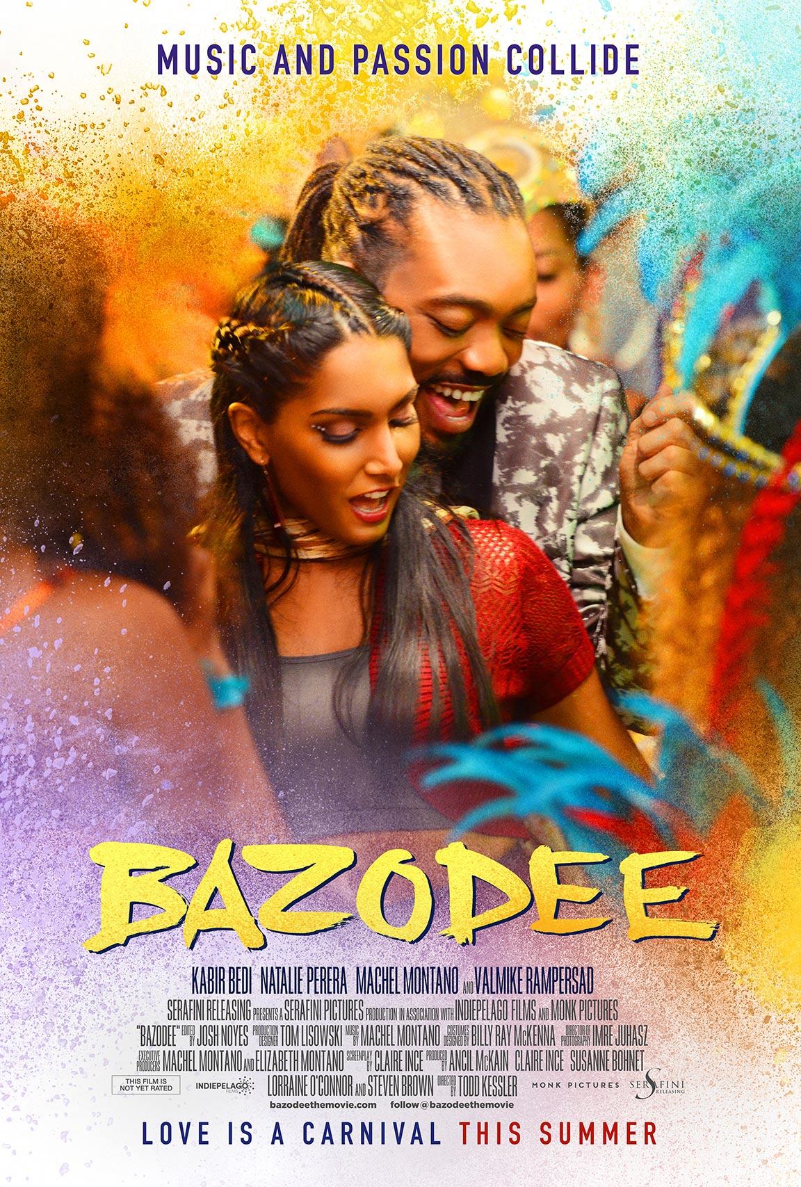Bazodee Poster #1