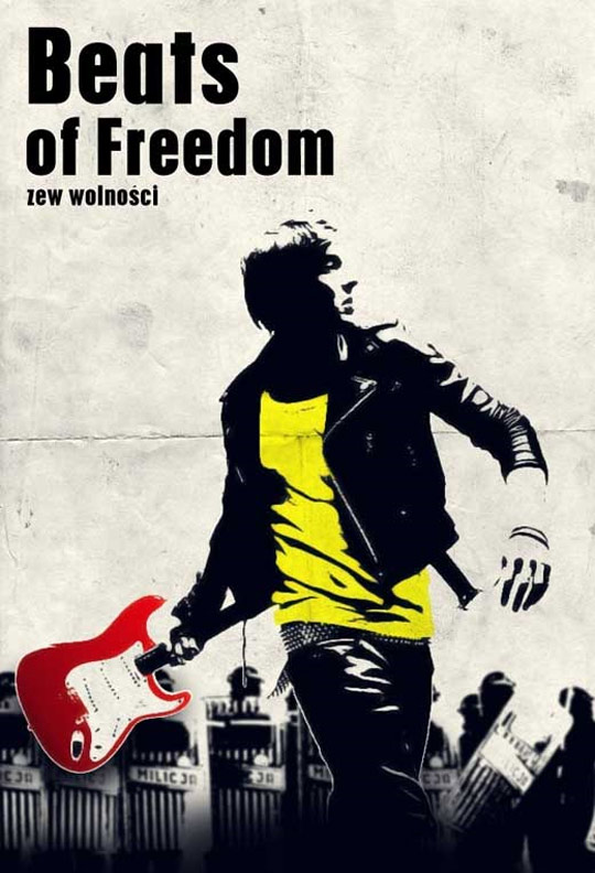 Beats of Freedom Poster #1