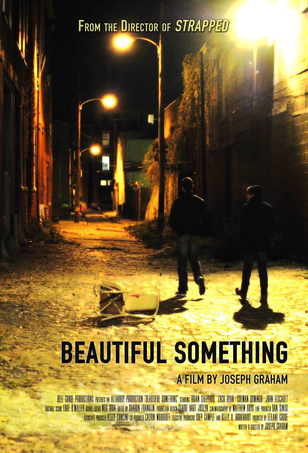 Beautiful Something Poster #1