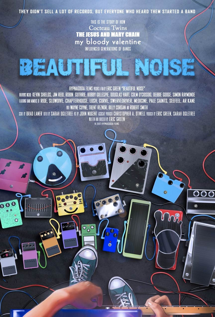 Beautiful Noise Poster #1