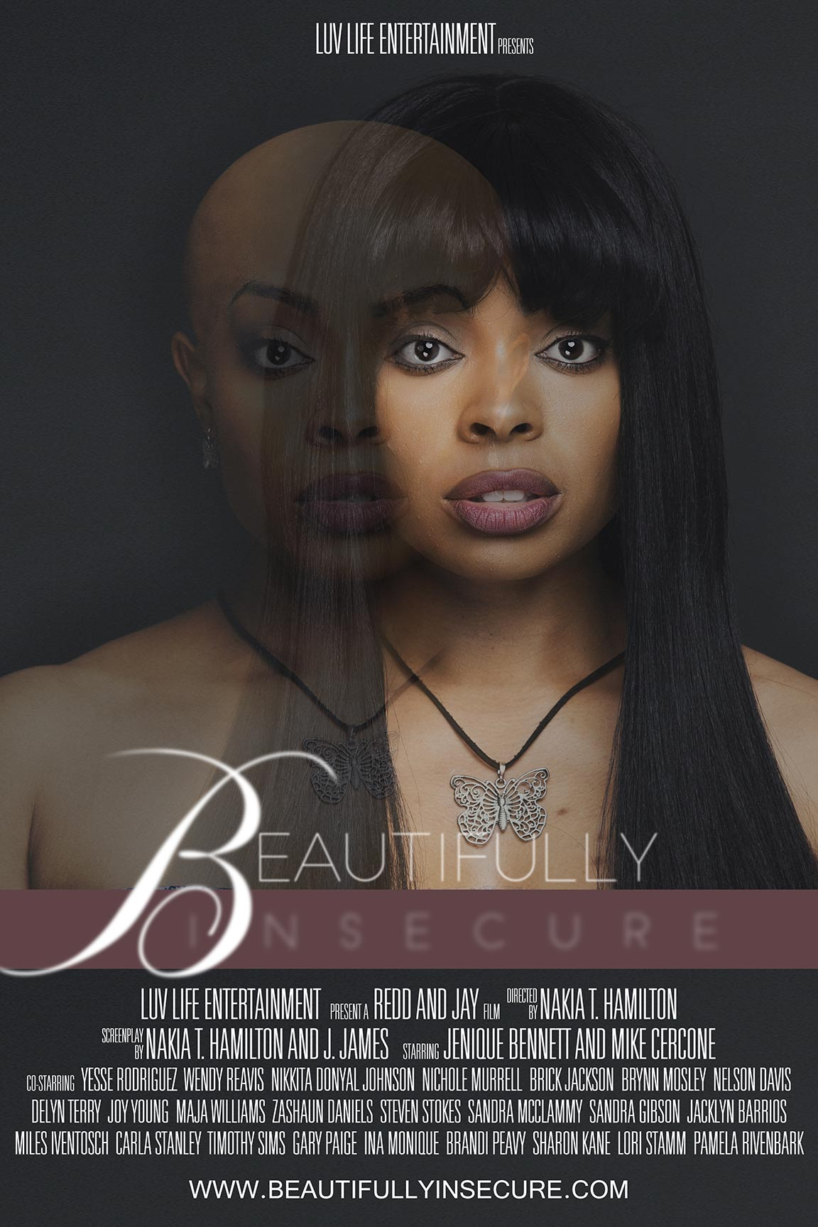 Beautifully Insecure Poster #1