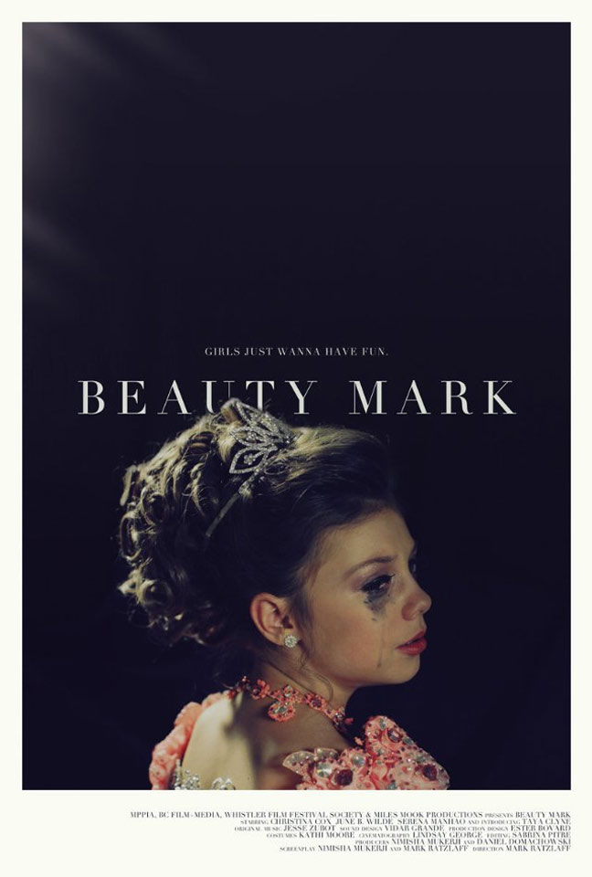 Beauty Mark Poster #1