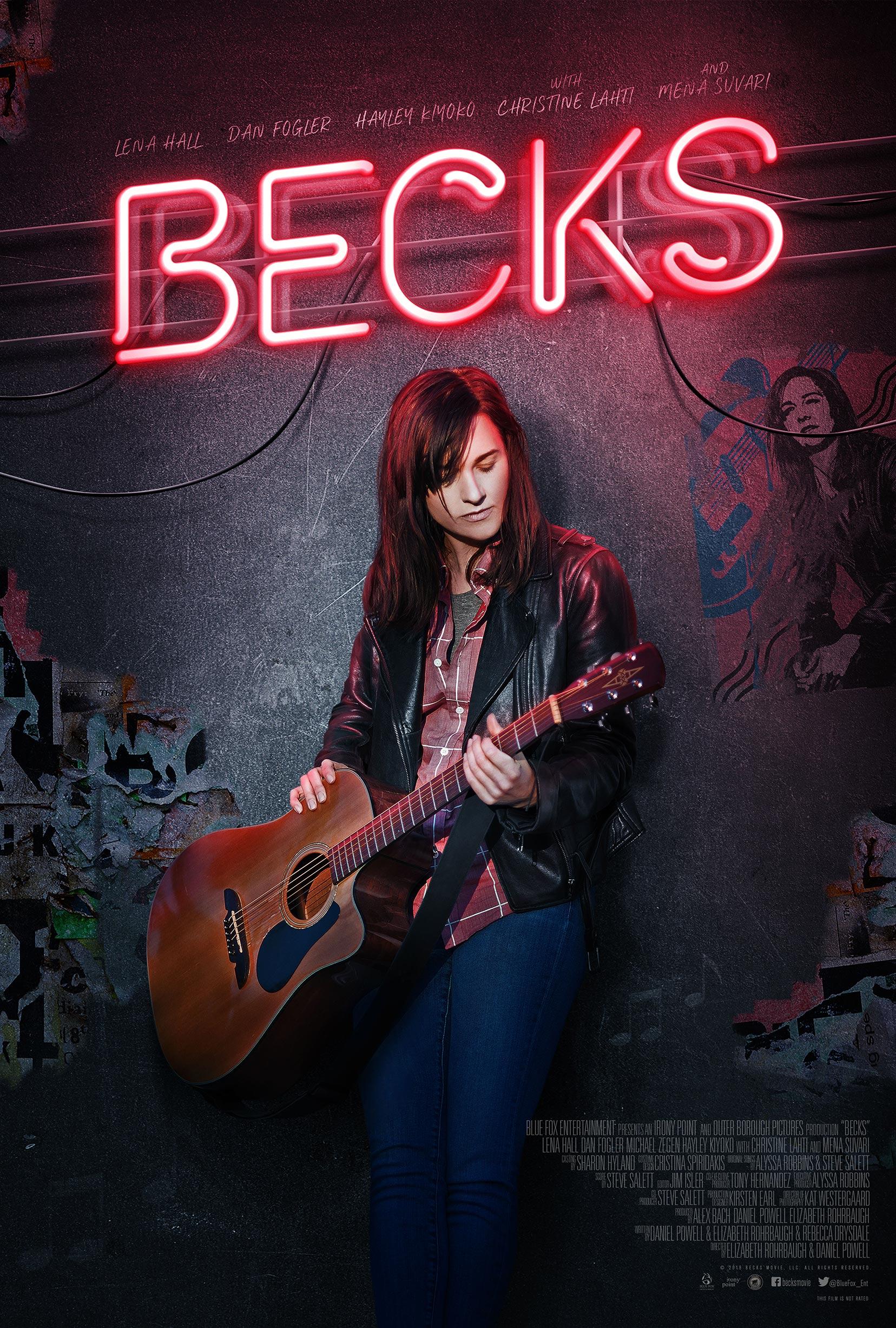 Becks Poster #1