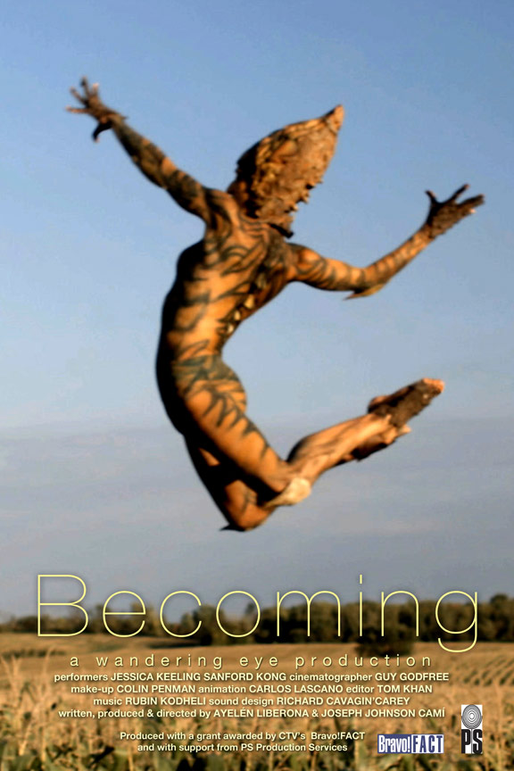 Becoming (Short) Poster #1