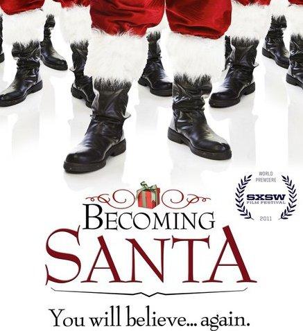 Becoming Santa Poster #1