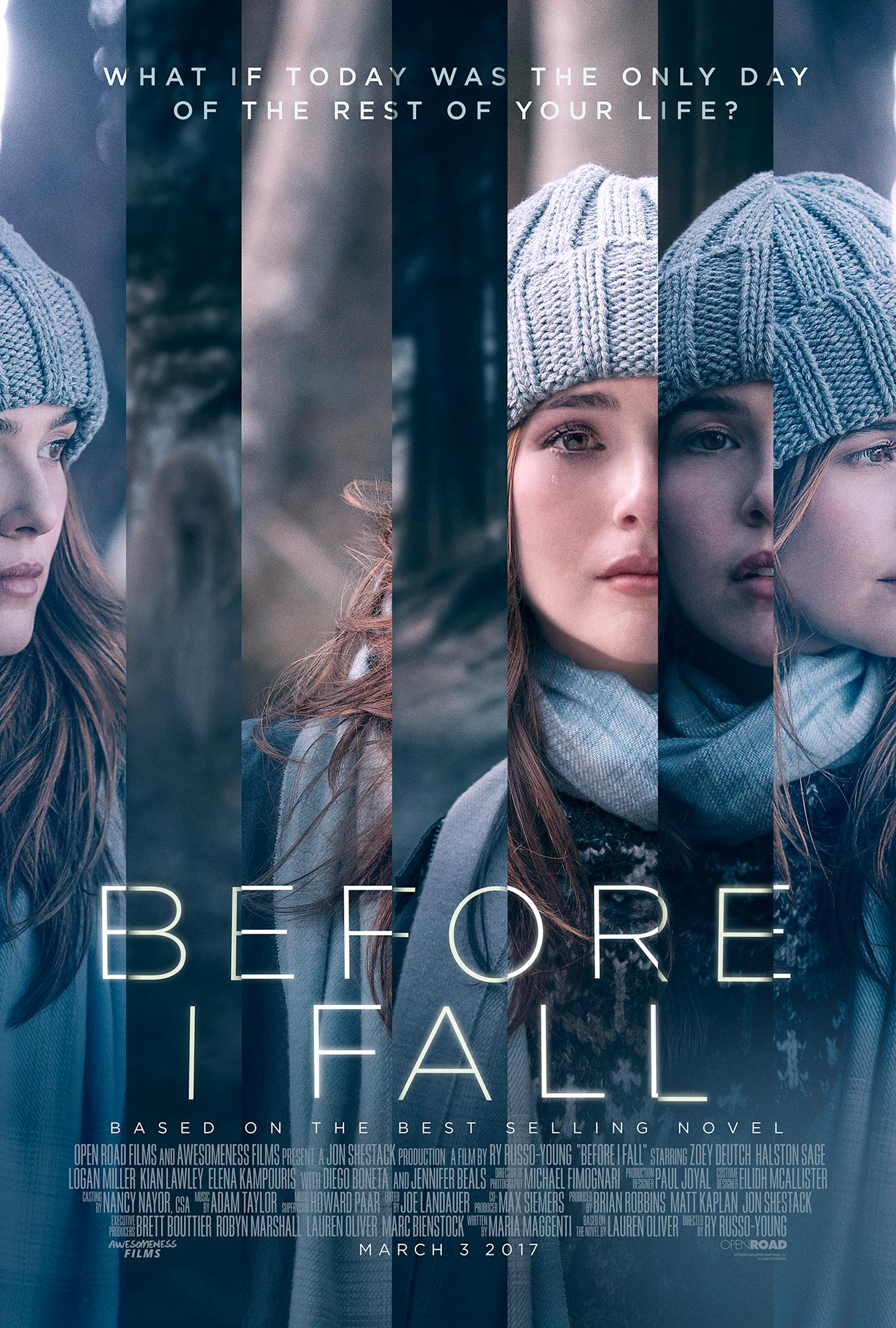 Before I Fall Poster #1