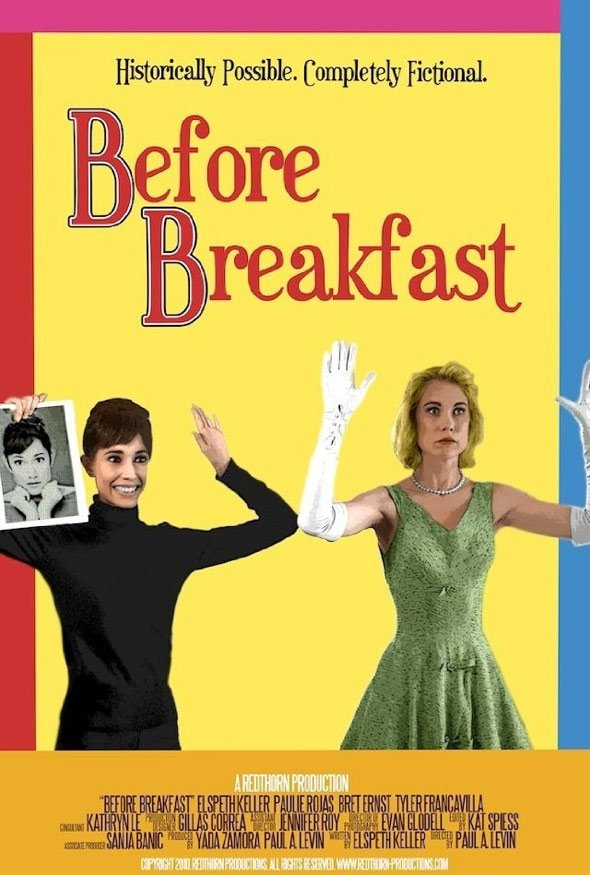 Before Breakfast Poster #1