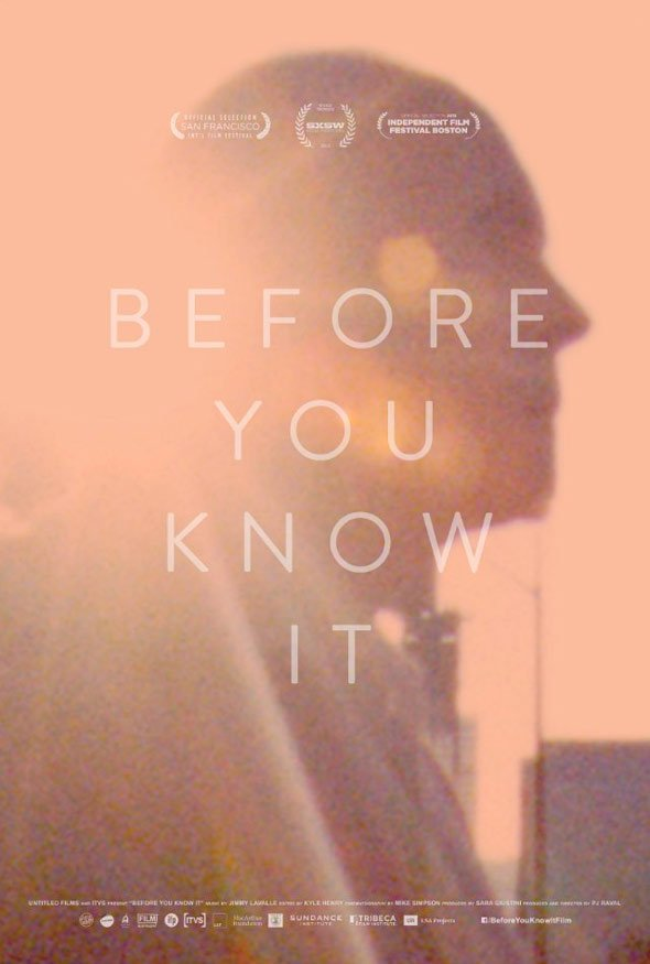 Before You Know It Poster #1