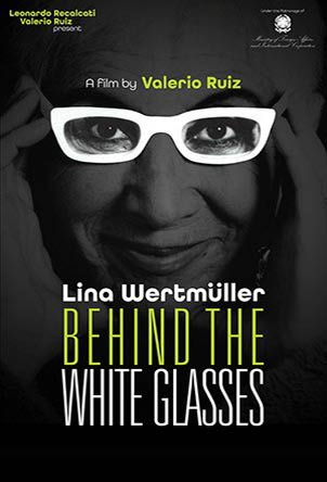 Behind the White Glasses Poster #1