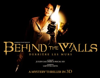 Behind The Walls (Derriere Les Murs) Poster #1