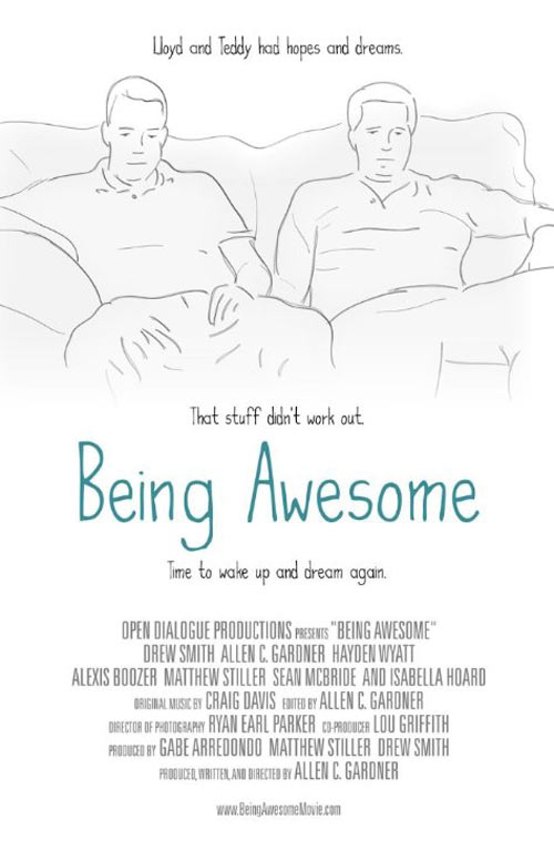 Being Awesome Poster #1