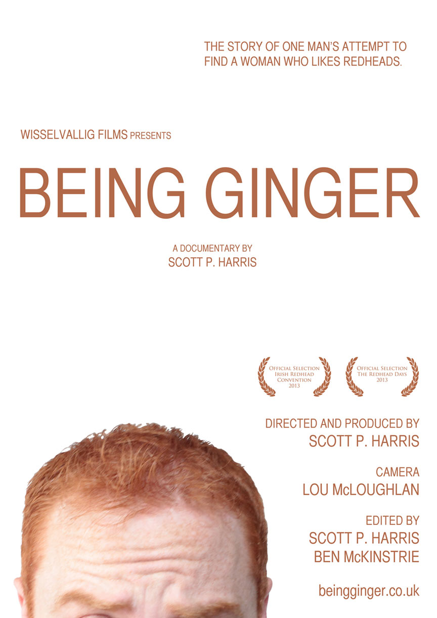 Being Ginger Poster #1