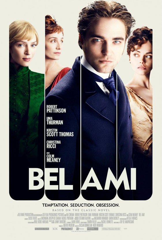Bel Ami Poster #1