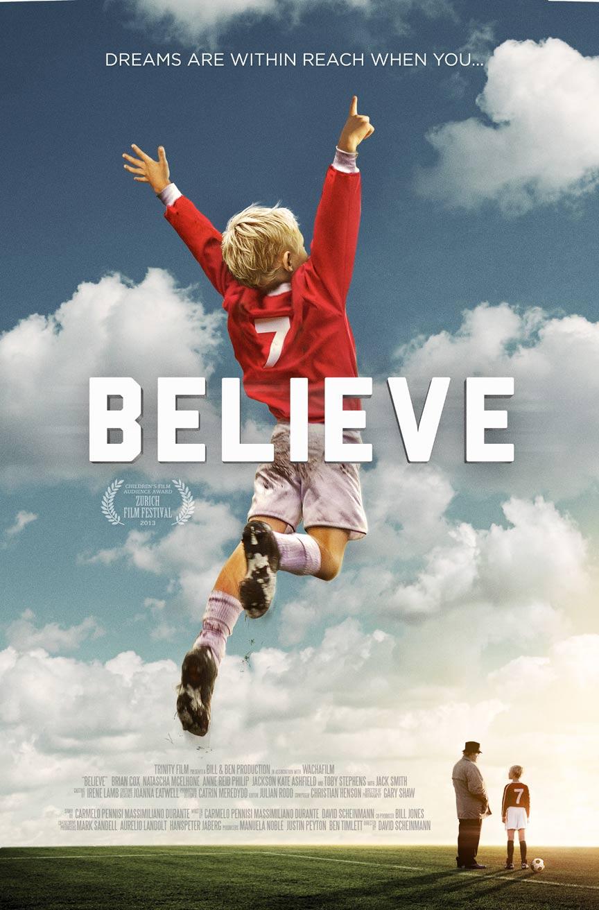 Believe Poster #1