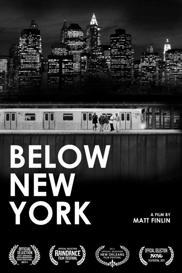 Below New York Poster #1