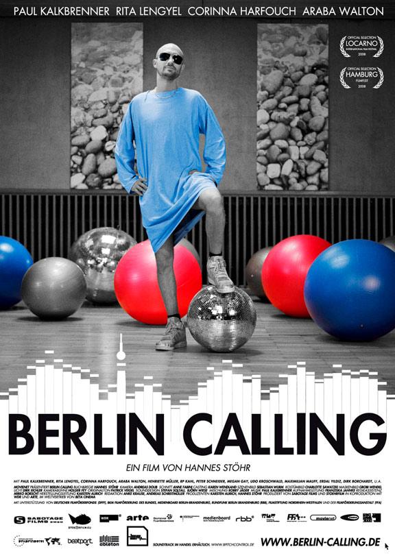 Berlin Calling Poster #1