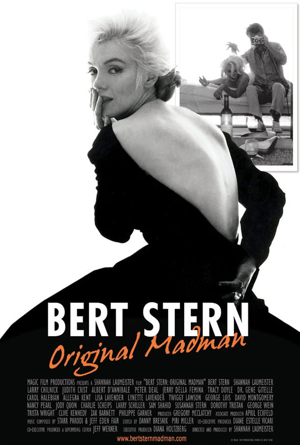 Bert Stern: Original Madman Poster #1