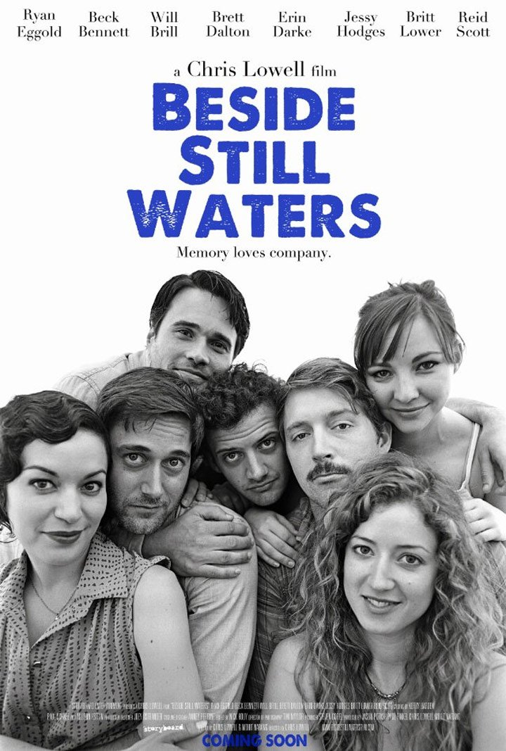 Beside Still Waters Poster #1