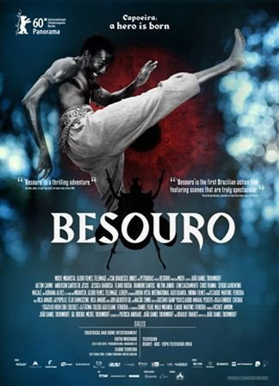 Besouro Poster #1