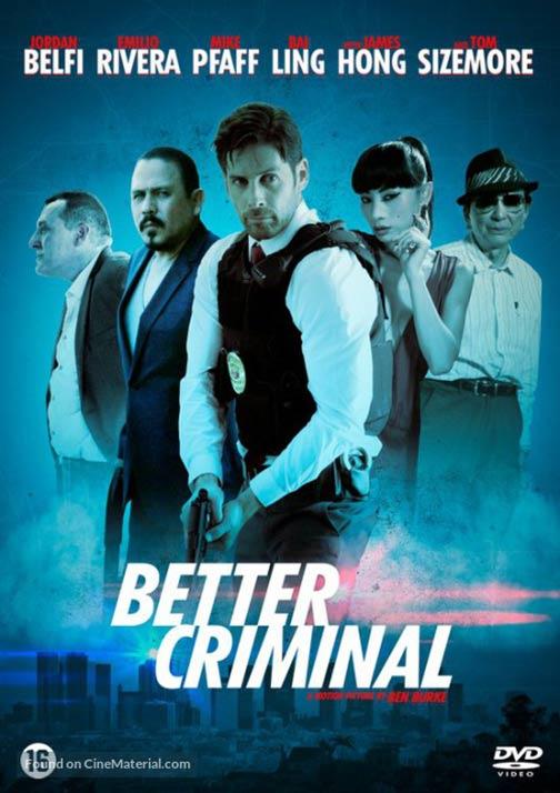 Better Criminal Poster #1