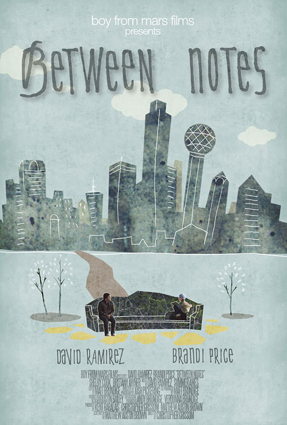 Between Notes Poster #1
